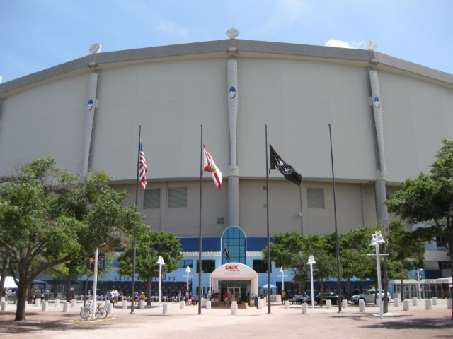 Tropicana Field Tampa Bay Rays