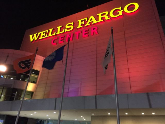 Wells Fargo Center exterior