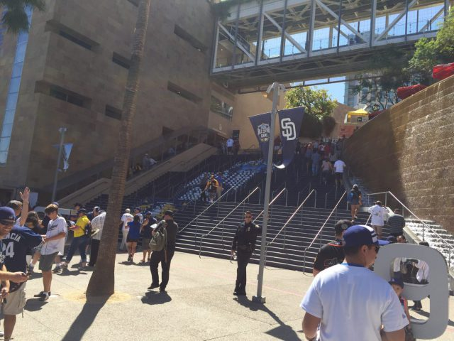 Petco Park San Diego Padres stadium events and seating