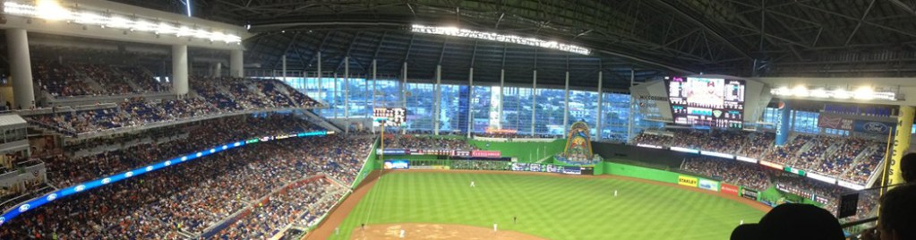 Marlins Park Miami Marlins events tickets parking hotels seating food