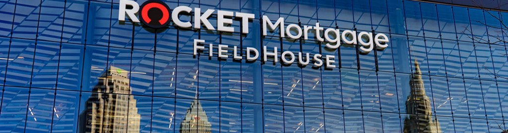 Rocket Mortgage FieldHouse Cleveland Cavs