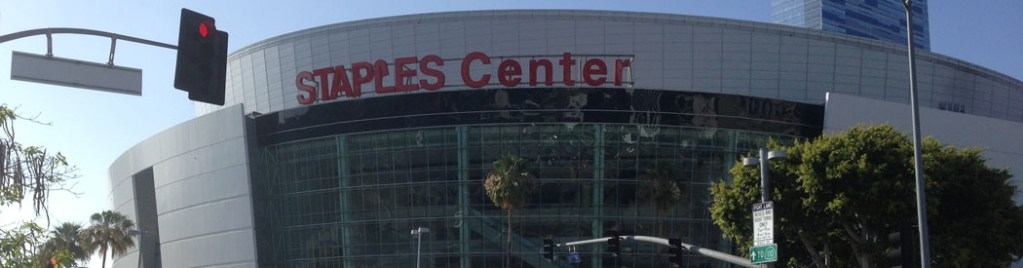 Staples Center Los Angeles Lakers Clippers Kings Sparks events seating chart capacity parking food