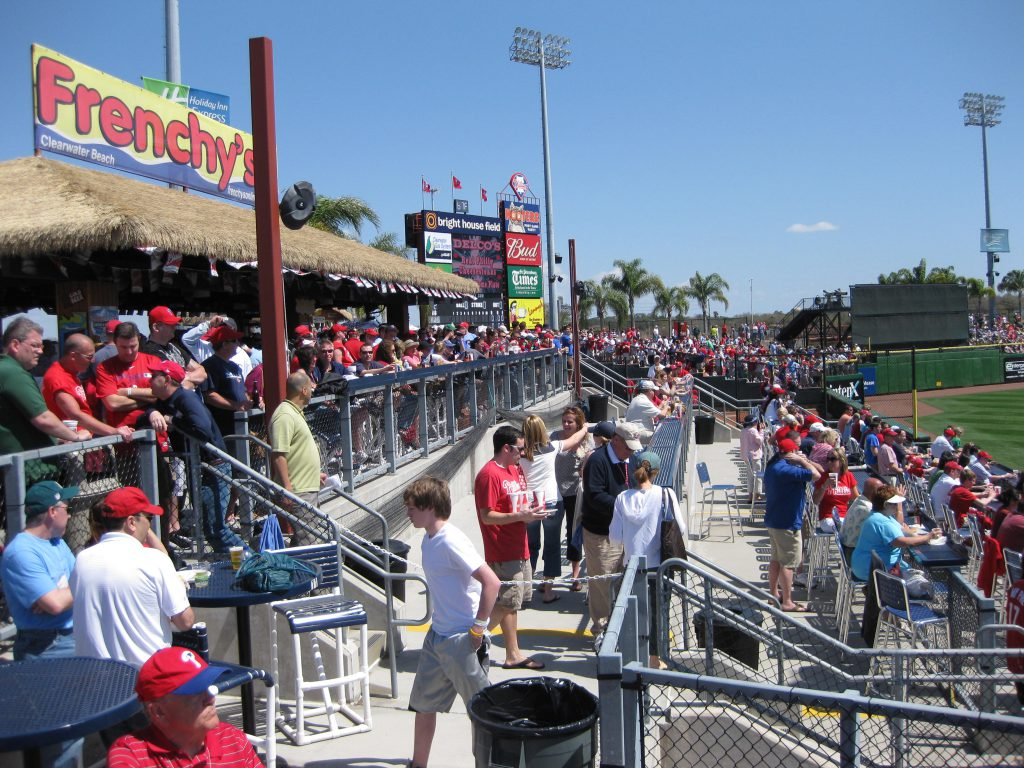 Spectrum Field, Clearwater
