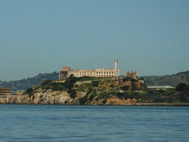 Alcatraz San Francisco sports travel