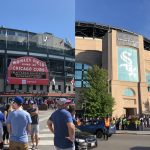 Cubs and White Sox
