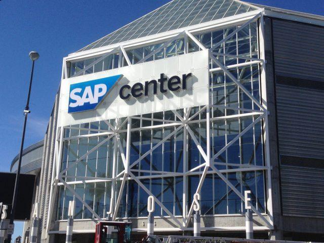 SAP Center San Francisco sports travel