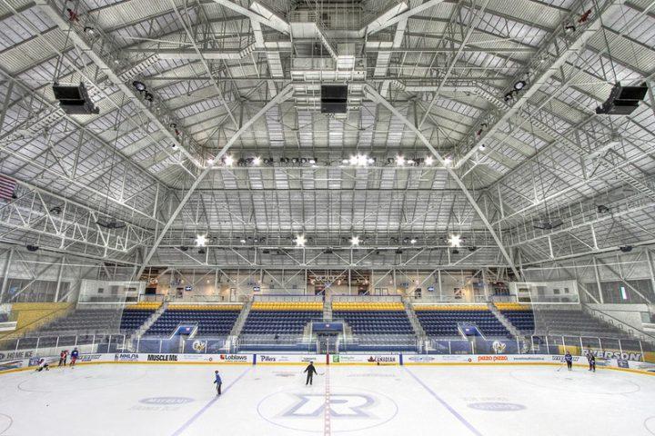 Maple Leaf Gardens Ryerson rink