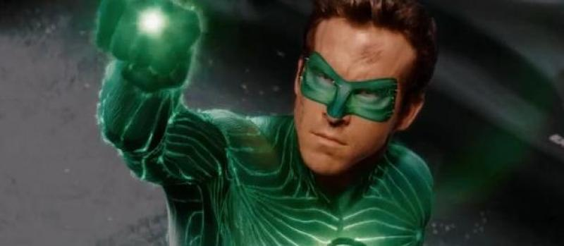 Green Lantern Review Ryan Reynolds DT2ComicsChat, David Taylor II