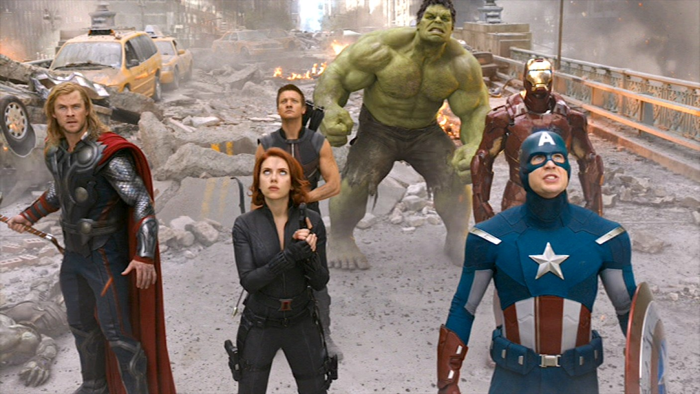The Avengers movie review, DT2ComicsChat, David Taylor II