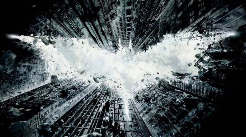 The Dark Knight Rises Review, DT2ComicsChat, David Taylor II