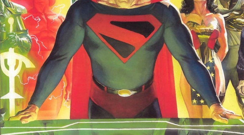 Kingdom Come: Mark Waid, Alex Ross