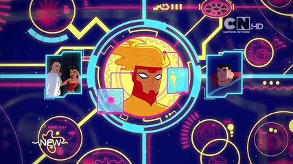 Firestorm, Justice League Action 1x03 review DT2ComicsChat, David Taylor II