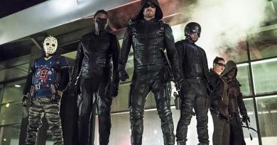 Arrow Season 5 DT2ComicsChat David Taylor II, David Taylor 2, CW Arrow