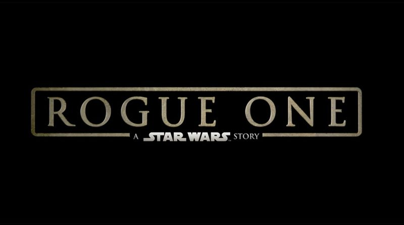 Star Wars Rogue One Review DT2ComicsChat, David Taylor II