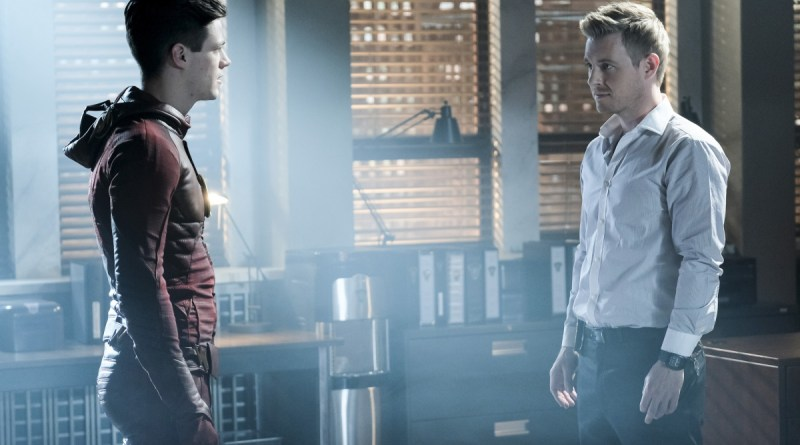 "The Flash 3x16 review, S3 Ep16, ""Into the Speed Force,"" Barry Allen, Grant Gustin, DT2ComicsChat, David Taylor II"