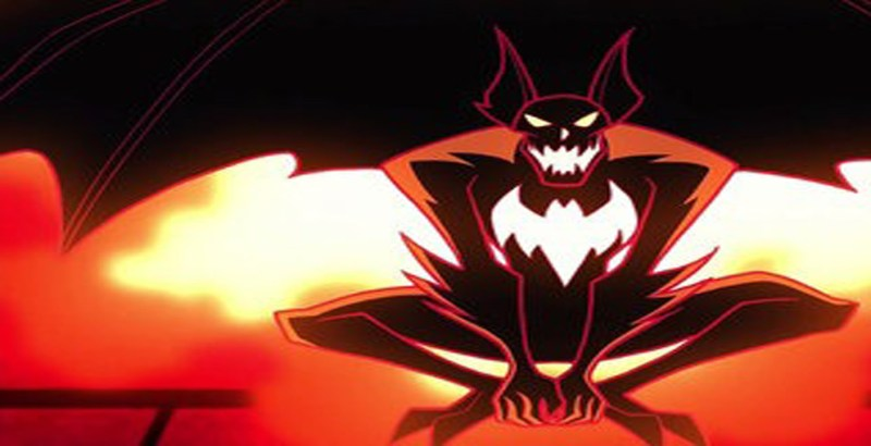 """Speed Demon"" review, Justice League Action, Batman, Etrigan, DT2ComicsChat, David Taylor II"