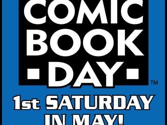 FREE COMIC BOOK DAY, MAY 6 2017, #FREECOMICBOOKDAY, #FCBD