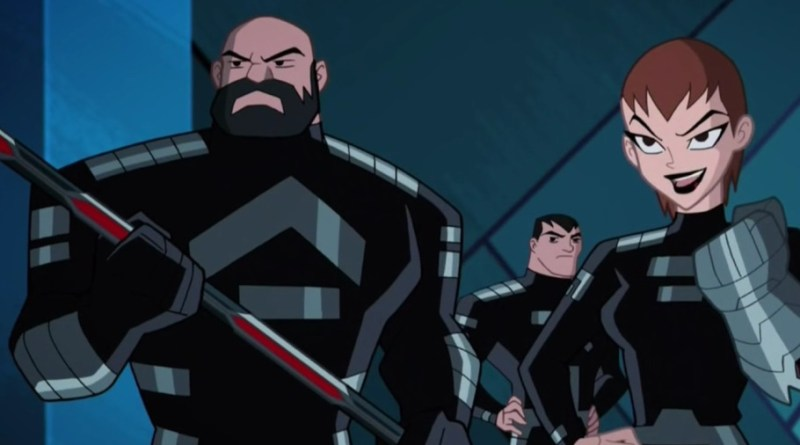 Justice, Justice League Action, Phantom Zone, Superman, Zod, Non, Ursa