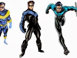 Nightwing, Jay Sandlin, David Taylor II, David Taylor 2. DT2ComicsChat, superhero, Batman, Dick Grayson, Robin