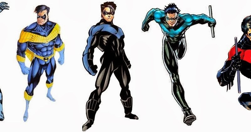 Nightwing, Jay Sandlin, David Taylor II, David Taylor 2. DT2ComicsChat, superhero, Batman, Dick Grayson, Robin