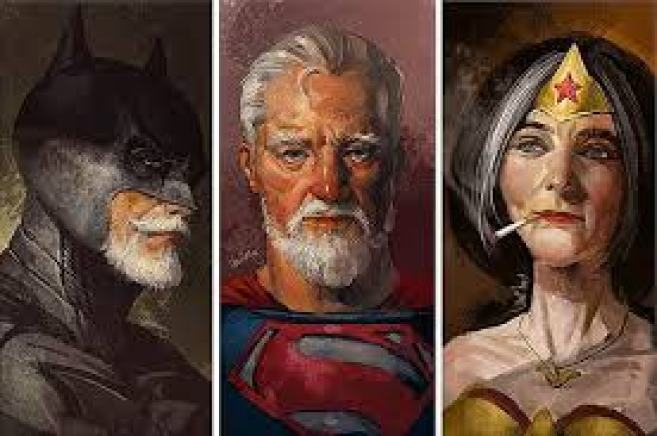 Too Many Heroes, death, comic books, superheroes
