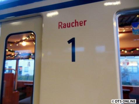 171 082c in PB S1 B Raucher 1. Klasse