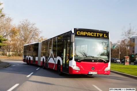 Der CapaCity L von außen in verschiedenen Perspektiven