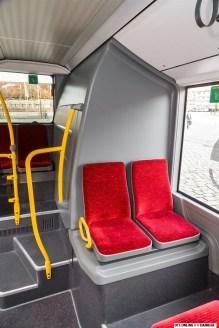 ... und rote Sitze