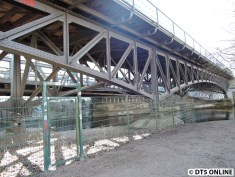 U3-Brücke über den Isebekkanal, 12.03.2015 (8)