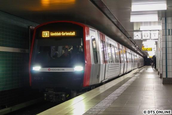353 in Schlump (U3 Wandsbek-Gartenstadt)