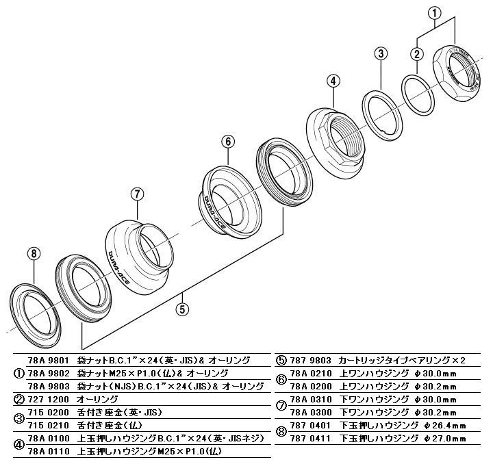 74デュラ HP-7400 HP-7410 TL-PD30