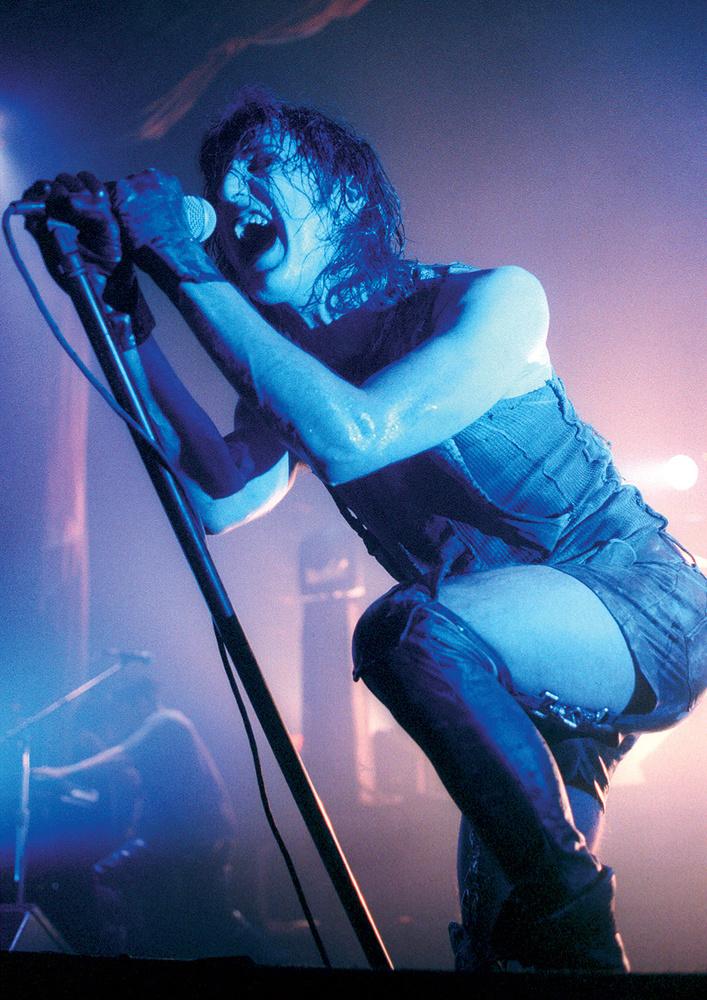 Nine Inch Nails Like An Animal : nails, animal, CLASSIC, TRACKS:, Nails, 'Closer'
