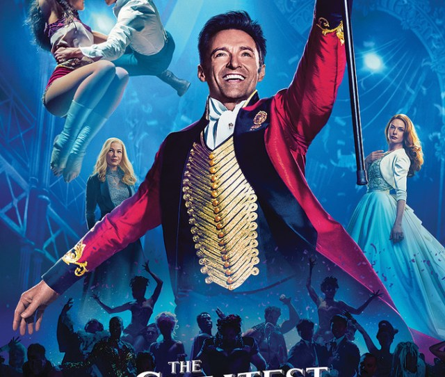 Inside Track The Greatest Showman Rewrite The Stars