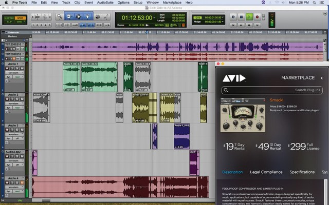 Avid Pro Tools 12.3