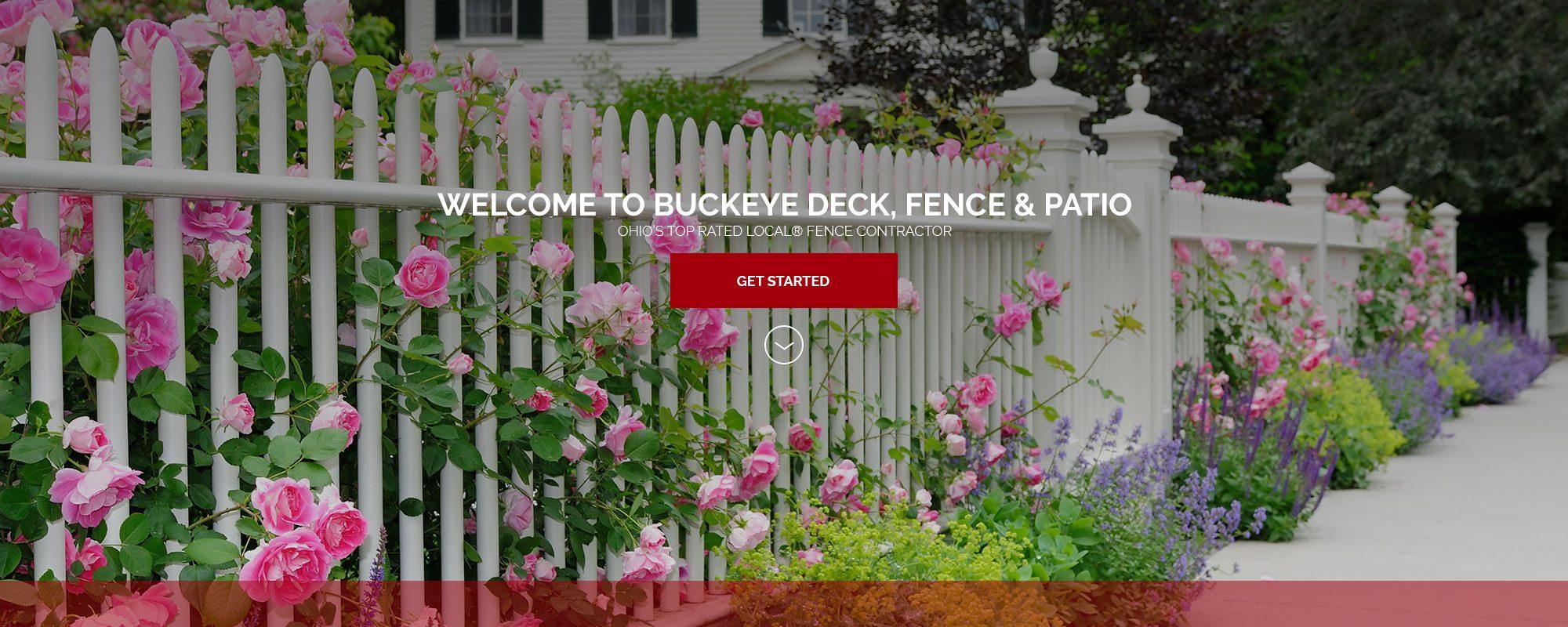 buckeye deck fence patio