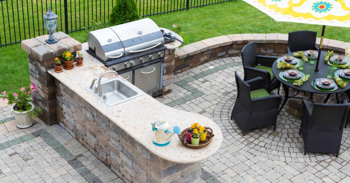 dallas patio design enhance your