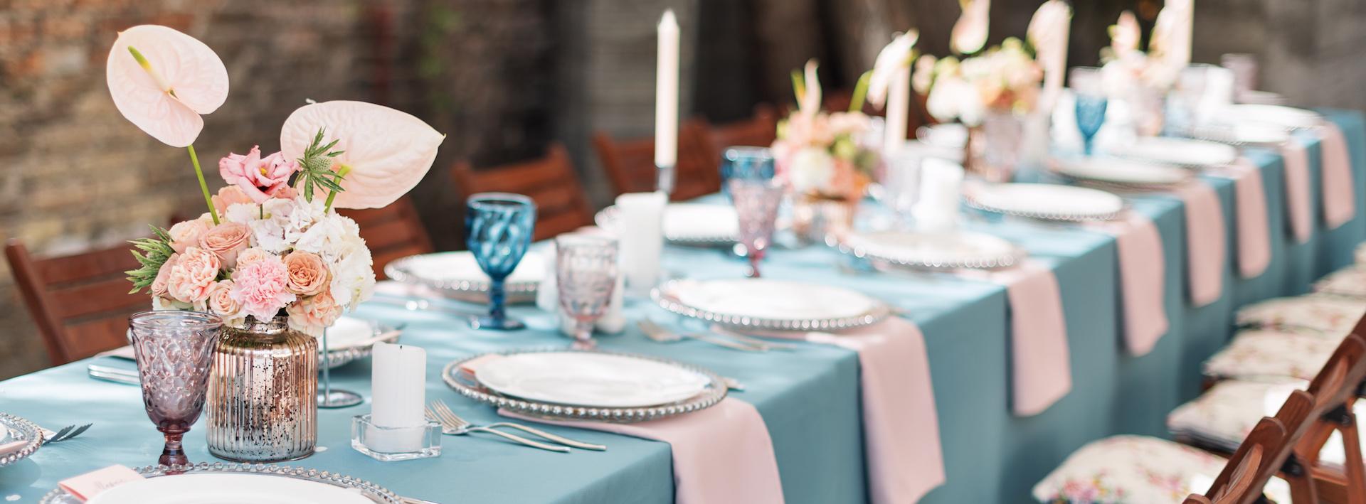 5 ideas for wedding