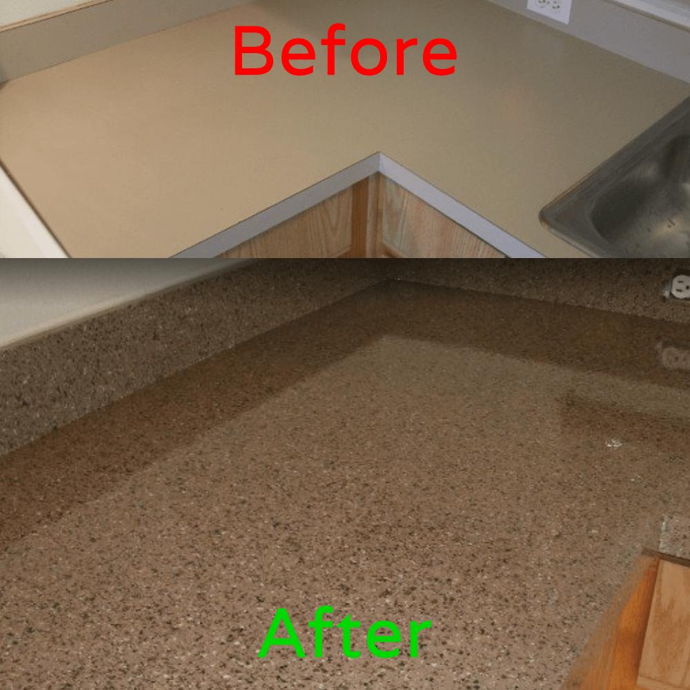 refinishing kitchen countertops dishes countertop norfolk best hampton roads refinish laminate va expert resurfacing