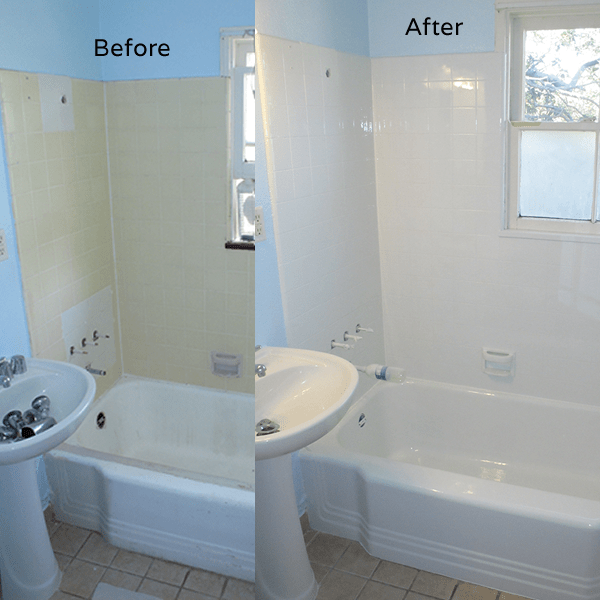Tile Resurfacing Norfolk  Vanity Resurfacing Hampton