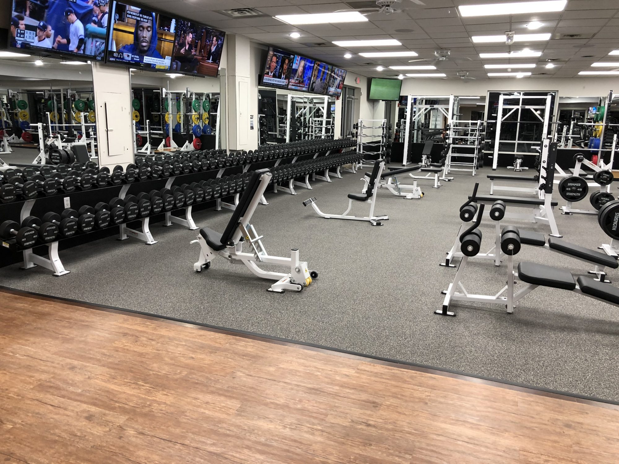 Gym Personal Training And Group Fitness Fitness 19 Bergen County