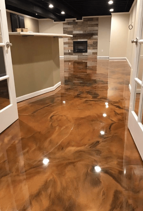 Metallic Epoxy Vineland  Request An Estimate Today