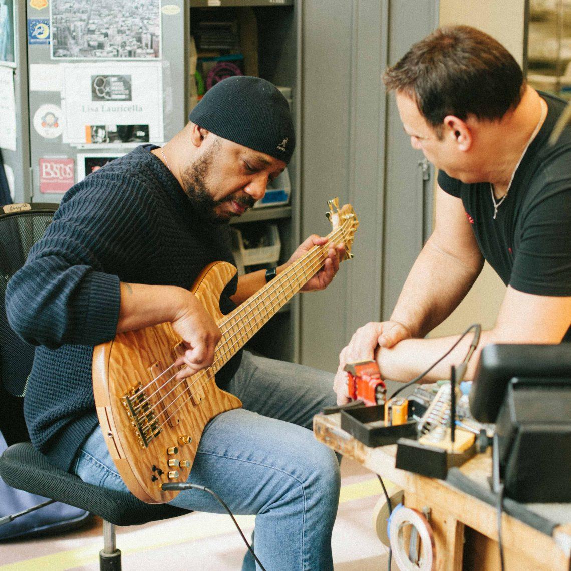 hight resolution of bass guitar electronics custom bass guitar preamp guitar shop online fodera guitars