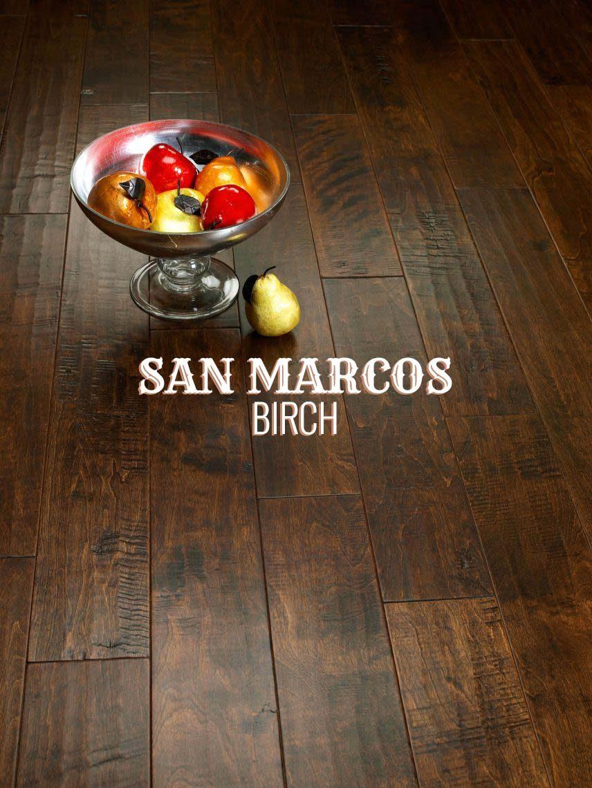 The Ponderosa Collection  Choose HandScraped Hickory Floors In Kansas City  Good Ol Boy