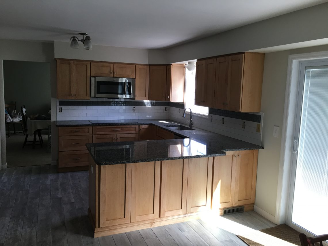 Kitchen Remodel BeforeAfter  View Examples Of Our