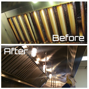 home kitchen hood cleaning services