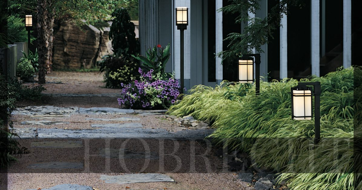 lighting your outdoor pathways