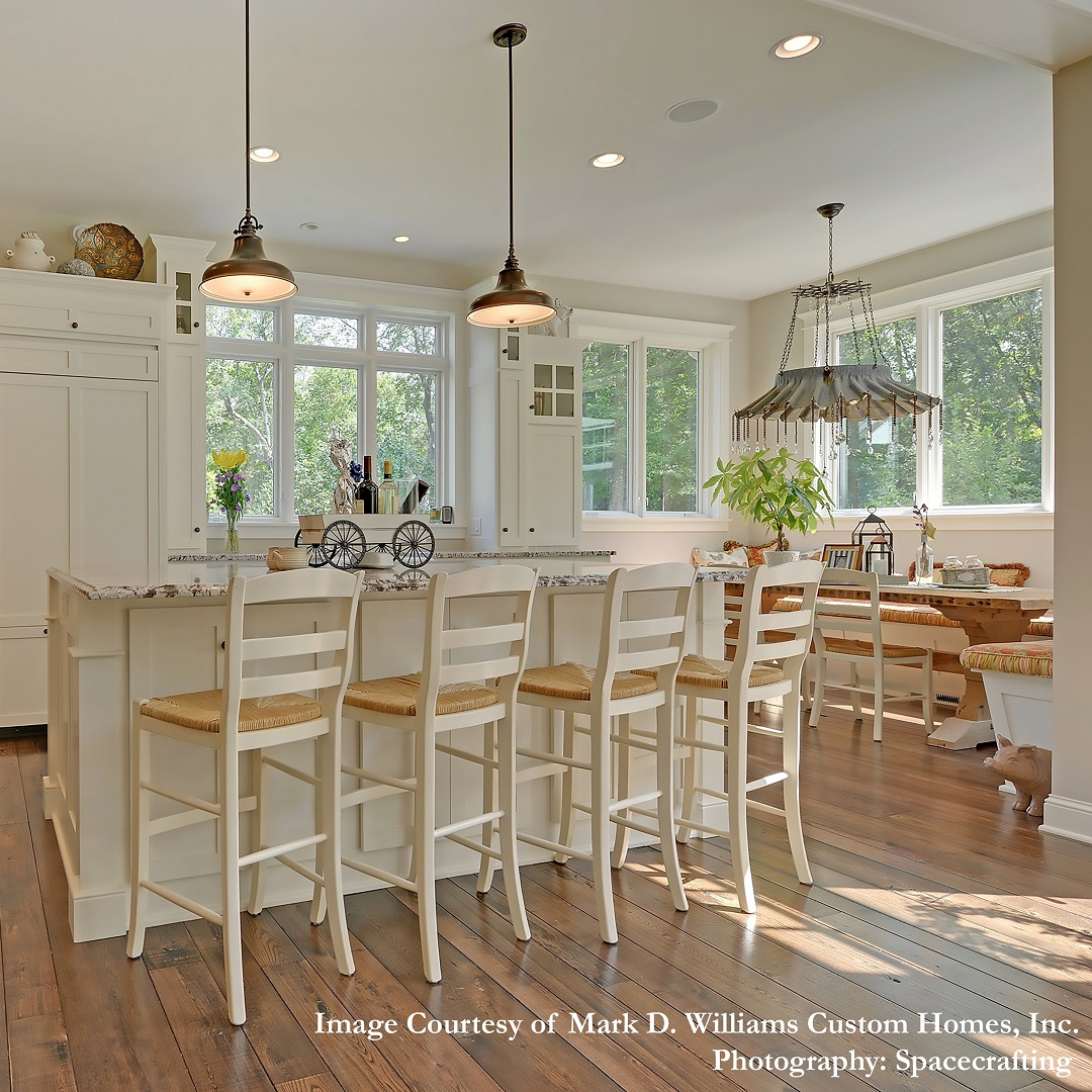 layering kitchen lighting for your home