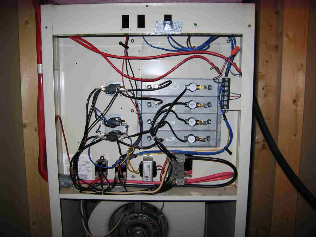 wiring diagram for electric furnace welder coleman eb17b