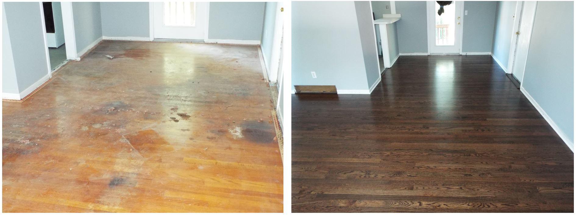 Refinish Wood Floors Grandview  Hardwood Floor
