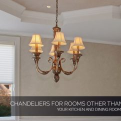 Kitchen Chandeliers Refacing Cabinets Cost Interior Lights In Houston For Rooms Other Than Your There Are Two Go To Places A Home Where Homeowners Decide Hang Their Colossal Luxurious The And Dining Room